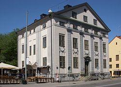 Lillienhoffska palatset på Götgatan